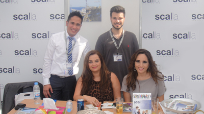 Scalla NDU Job Fair 2014